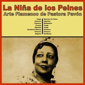 Arte Flamenco de Pastora Pavón