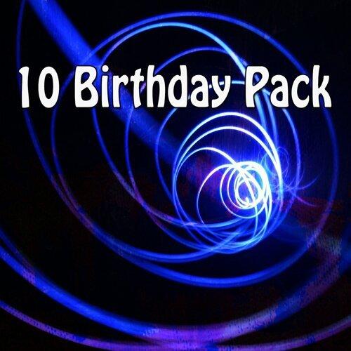 10 Birthday Pack