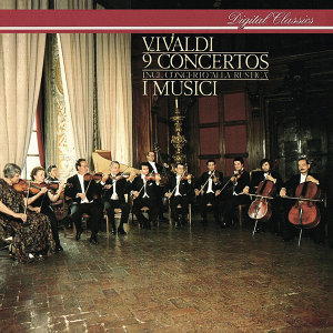Vivaldi: 9 Concertos for Strings