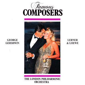 Famous Composers: George Gershwin, Lerner & Loewe