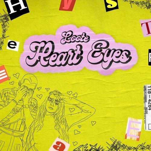 heart eyes - EP