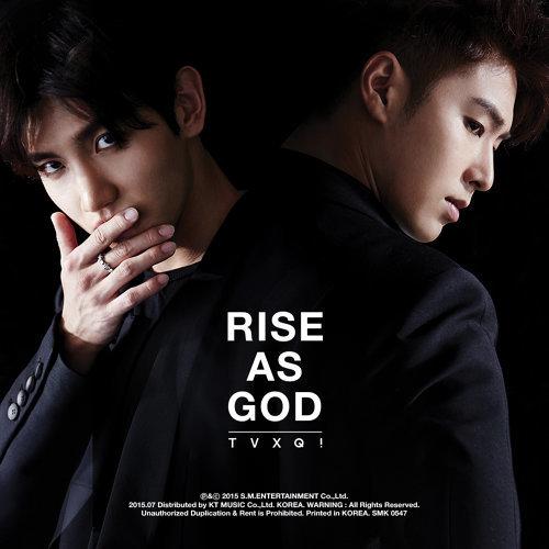 RISE AS GOD - 特別專輯