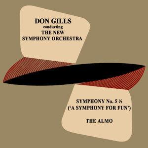 Gills: Symphony No. 5 1/2 - The Alamo