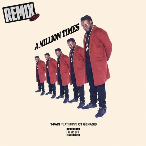 A Million Times - The Remixes