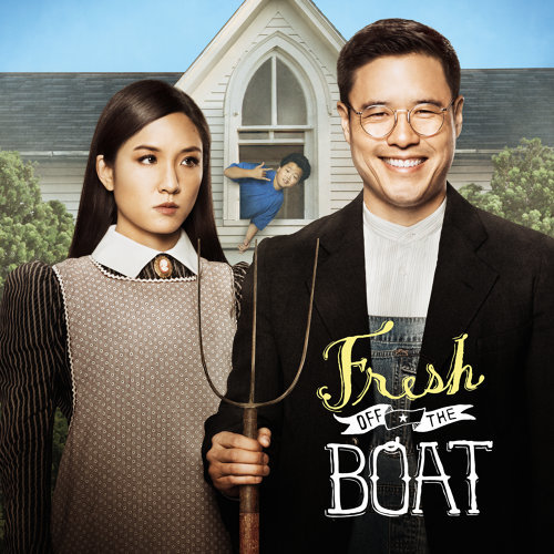 """Fresh Off the Boat Main Title Theme - From """"Fresh Off the Boat"""""""