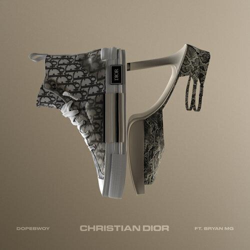 Christian Dior (feat. Bryan Mg & SRNO)