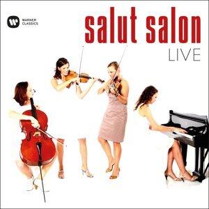 Salut Salon - Live (玩美女郎沙龍樂團 - 嬌點現場)