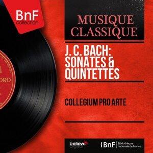 J. C. Bach: Sonates & Quintettes - Mono Version
