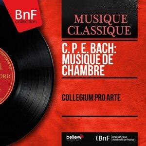 C. P. E. Bach: Musique de chambre - Mono Version
