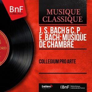 J. S. Bach & C. P. E. Bach: Musique de chambre - Mono Version