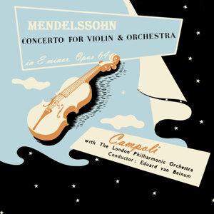 Mendelssohn Concerto for Violin & Orchestra
