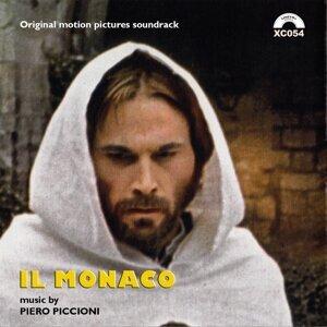 """Il monaco - Colonna sonora del film """"Il monaco"""""""