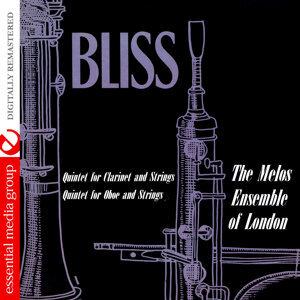 Bliss: Quintet for Clarinet & String Quartet, Op. 50, F. 20 - Quintet for Oboe & Strings, Op. 44, F. 21 (Digitally Remastered)