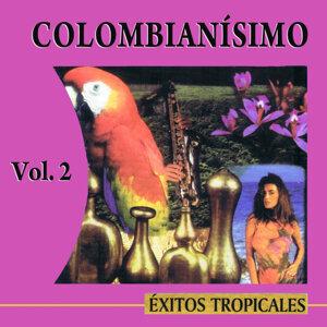 Colombianísimo Éxitos Tropicales, Vol. 2