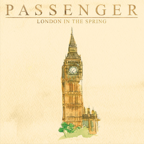 London in the Spring - Single Version