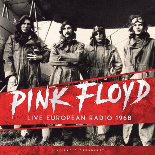Live European Radio 1968 - live