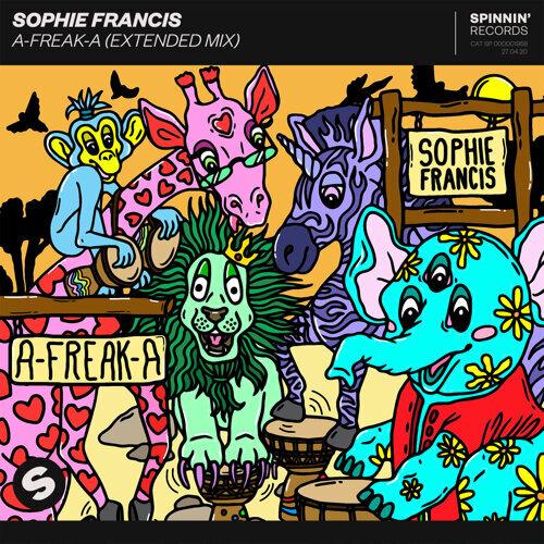 A-Freak-A - Extended Mix