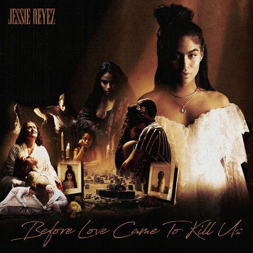 BEFORE LOVE CAME TO KILL US - Deluxe