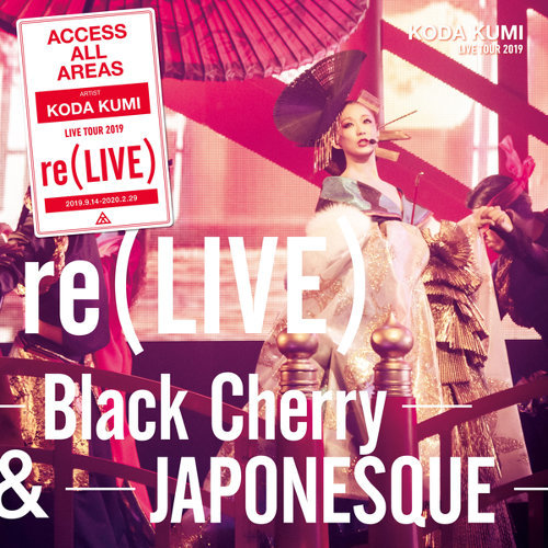 re(LIVE) -JAPONESQUE- (REMO-CON Non-Stop Mix) in Osaka at オリックス劇場 (2019.10.13)