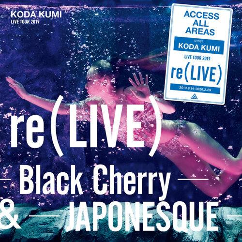 re(LIVE) -Black Cherry- (iamSHUM Non-Stop Mix) in Osaka at オリックス劇場 (2019.10.13)