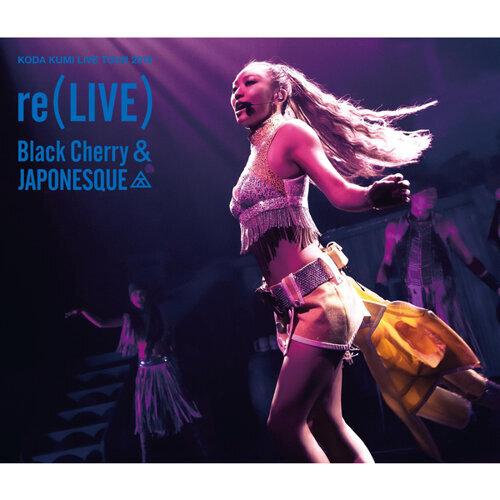 KODA KUMI LIVE TOUR 2019 re(LIVE) -Black Cherry- in Osaka at オリックス劇場 (2019.10.13)