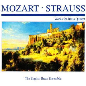 Mozart · Strauss: Works for Brass Quintet