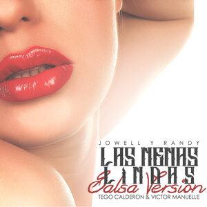 Las Nenas Lindas (Version Salsa) [feat. Victor Manuelle & Tego Calderon]