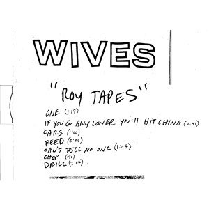 Roy Tapes -