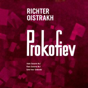 Prokofiev Violin Concerto/Piano Concerto