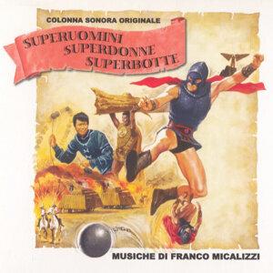 Superuomini, superdonne, superbotte (OST)