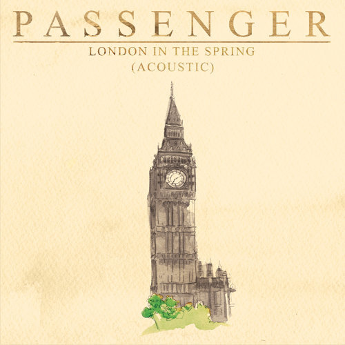 London in the Spring (acoustic) - Single Version