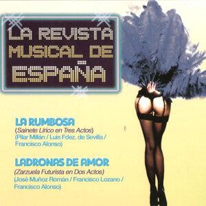 La Revista Musical de España: La Rumbosa y Ladronas de Amor