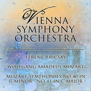 Mozart: Symphonies No. 40 in G Minor - No. 41 in C Major