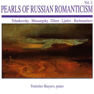 Pearls of Russian Romanticism, Vol. 2: Tchaikovsky · Mussorgsky · Gliere · Ljadov · Rachmaninov