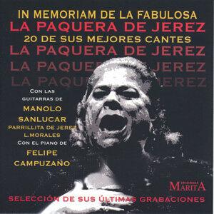 In Memoriam de la Fabulosa. Selección de Sus Últimas Grabaciones