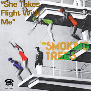 She Takes Flight with Me - Single