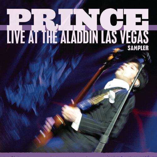 Live At The Aladdin Las Vegas Sampler