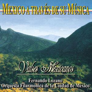 Mexico a Traves de Su Musica, Valses Mexicanos