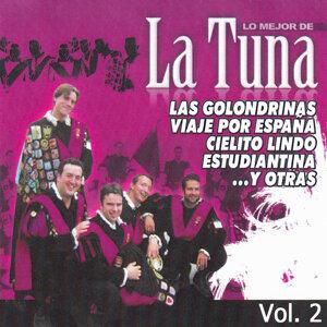 Lo Mejor de la Tuna, Vol. 2