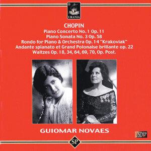 Chopin: Piano Concerto No. 1, Piano Sonata No. 3, Rondo for Piano & Orchestra