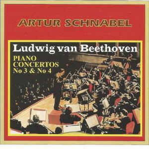 Arthur Schnabel - Ludwig van Beethoven - Piano Concertos No. 3 & No. 4