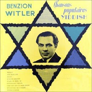 Chansons populaires yiddish - Original Album
