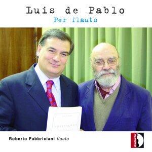 Luis de Pablo: Per flauto