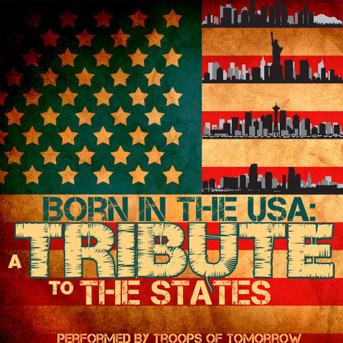 Born in the Usa: A Tribute to the States