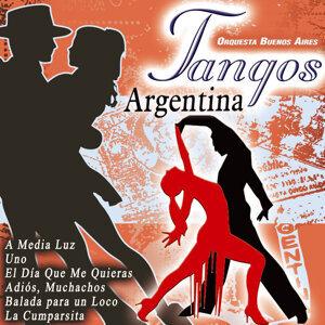 Tangos. El Mejor Tango de Argentina. Baile de Salón