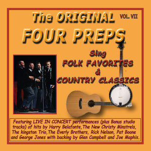 The Original Four Preps Sing Folk Favorites & Country Classics