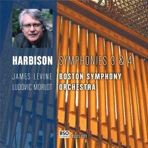 Harbison Symphonies 3 & 4