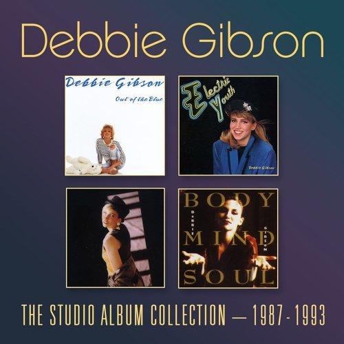 The Studio Album Collection 1987-1993