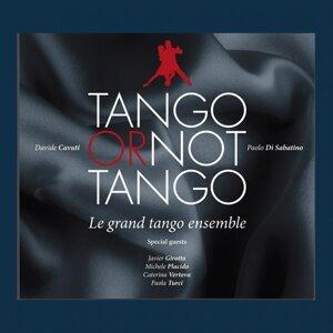 Tango or Not Tango - Le grand Tango ensemble