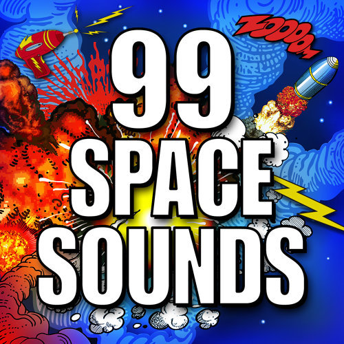 Sound Effects Library - Fast Heavy Power Zing Sci Fi Sounds